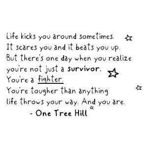 One Tree Hill I Love You Quotes : deborah tindle 3