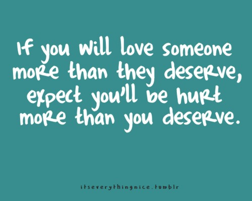 You Love Someone But They Don T Love You Back The Worst: Deborah Tindle